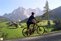 Mountainbiken in Ramsau am Dachstein